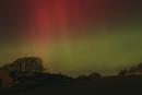 D151.4 Aurora Borealis (Northern Lights) Marwood Barnard Castle County Durham